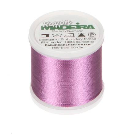 Rayon Embroidery Thread 40wt 220yds Orchid