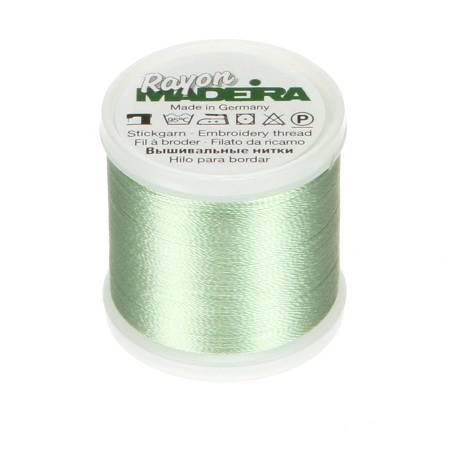 Rayon Embroidery Thread 40wt 220yds Light Grass