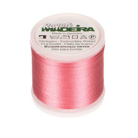 Rayon Embroidery Thread 40wt 220yds Mauve