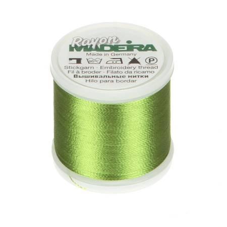 Rayon Embroidery Thread 40wt 220yds Avocado