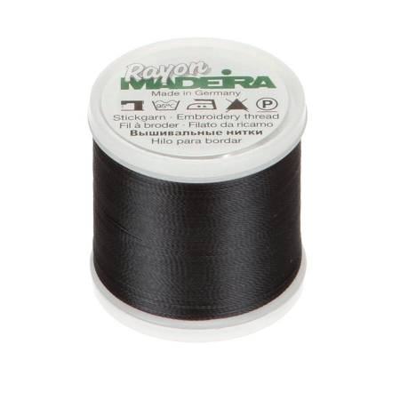Rayon Embroidery Thread 40wt 220yds Almost Grey