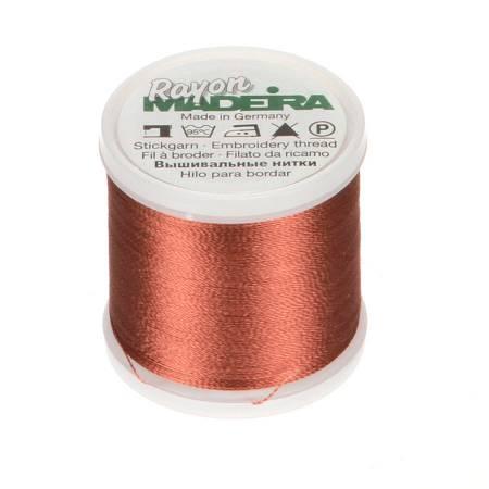Rayon Embroidery Thread 40wt 220yds Deep Mauve