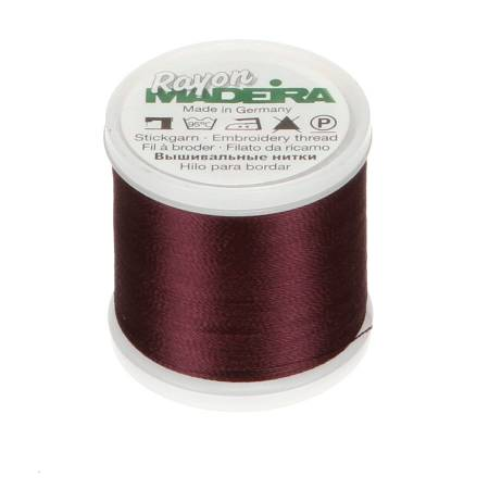 Rayon Embroidery Thread 40wt 220yds Dark Chestnut
