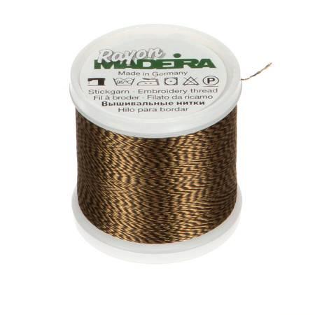 Rayon Embroidery Thread 40wt 220yds Melange Columbian