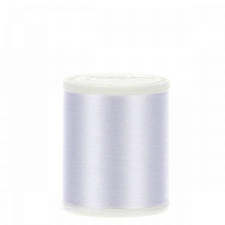 Rayon Embroidery Thread 40wt 1100yds White