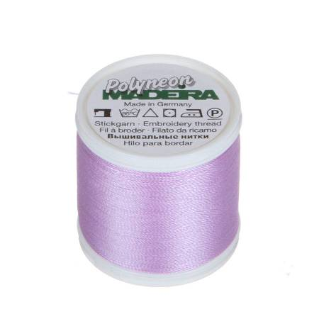 Polyneon Polyester Embroidery Thread 2-ply 40wt 135d 440yds Tulip