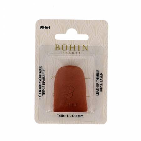 Bohin Leather Thimble - Large