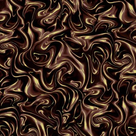 Chocolate/Gold Chocolate Bliss Digital