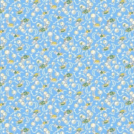 Blue Bunnies & Play