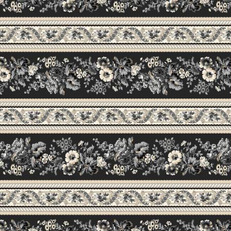 Blackwood Cottage Multi Repeating Stripe