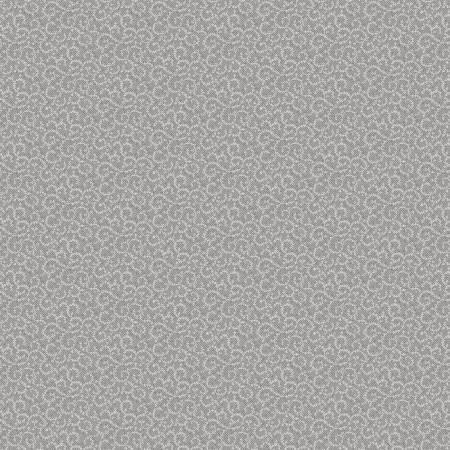 Medium Grey Crescent Swirl