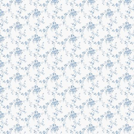 Light Slate Tiny Floral