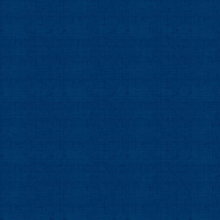 Wilmington Indigo Garden Linen Texture - Indigo