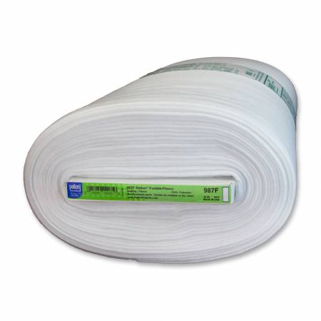 Pellon Fusible Fleece-white 987F