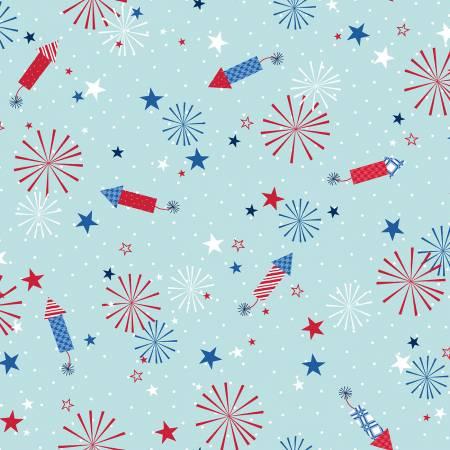 Aqua Fireworks