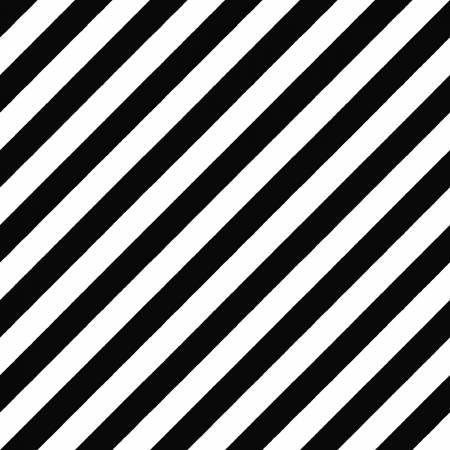 9926M-JW Candy Corn Quilt Shoppe - Black/White Witchy Stripe (21I)