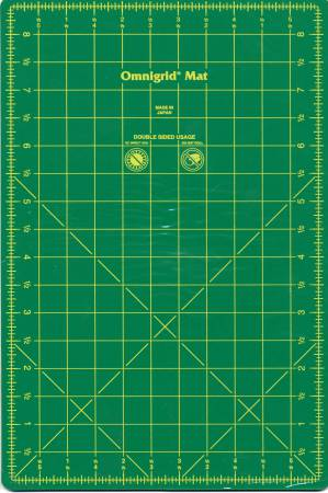 Cutting Mat Omnigrid 6in x 9in
