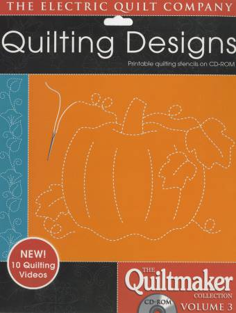Quilting Designs: Quiltmaker Collection Volume 3