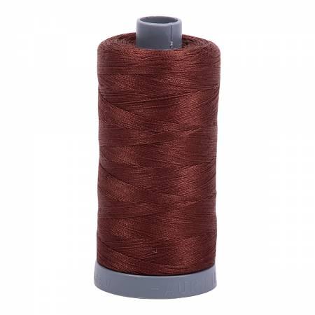 Mako Cotton Thread 50wt 1422yds Chocolate