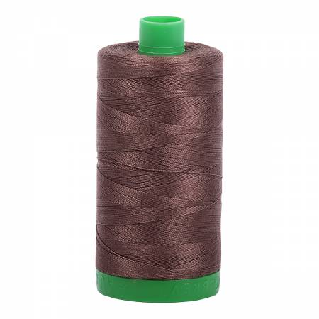 Aurifil Thread 40wt - Bark 1140