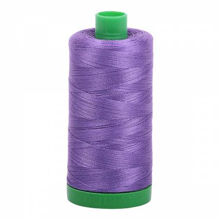 Aurifil Mako Cotton Thread 40wt 1094yds - Dusty Lavender 1243