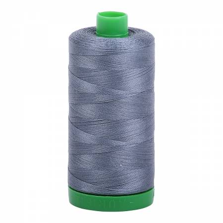 AURIFIL Cotton Thread 40wt 1094yds Dark Grey