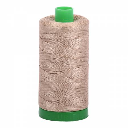Aurifil Thread 40wt - Linen 2325