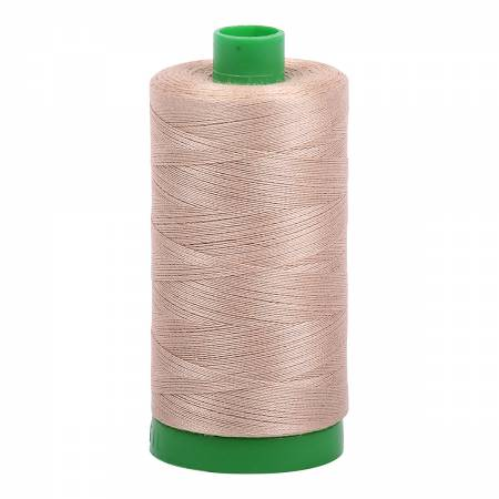 Aurifil Thread 40wt - Sand 2326