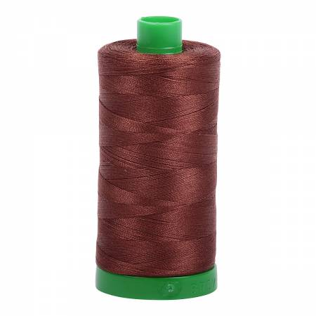 Aurifil Thread 40wt - Chocolate