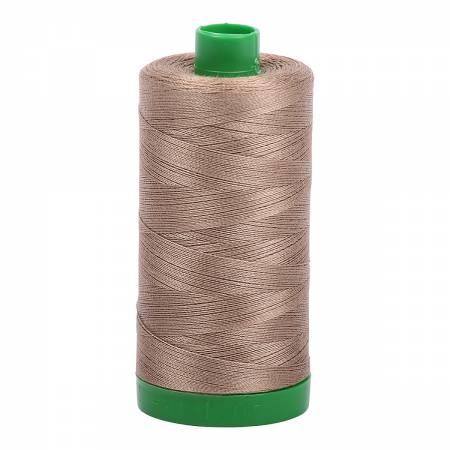 Aurifil Thread 40wt - Sandstone 2370