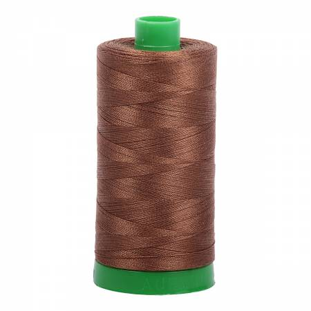 Aurifil Thread 40wt - Dark Antique Gold