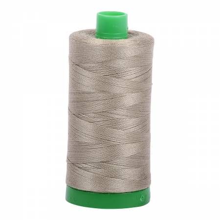 Aurifil Thread 40wt - Light Kahki Green