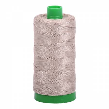 Aurifil Thread 40wt - Rope Beige