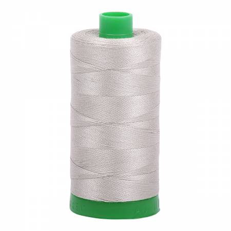Aurifil Thread 40wt - Light Grey