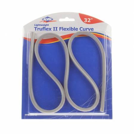 Truflex II Lightweight Flexible Curve Ruler 32in
