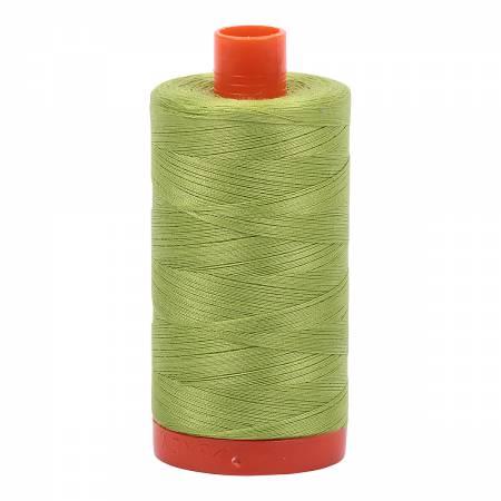 Spring Green Mako Cotton