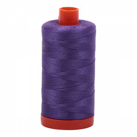 Mako Cotton Thread Solid 50wt 1422yds Dusty Lavender