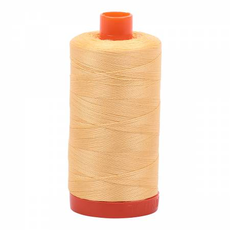Aurifil Cotton 2130 Medium Butter 50wt