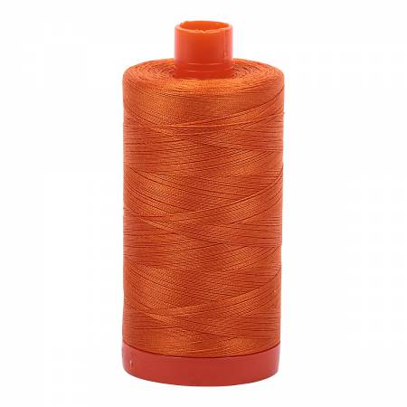 Aurifil Cotton Thread Pumpkin 2150