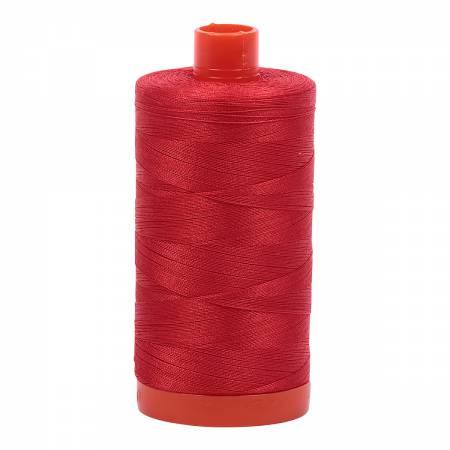 Aurifil Thread 50wt Paprika - 2270 ^
