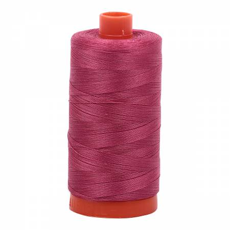 Aurifil 50wt 1422yds Medium Carmine Red