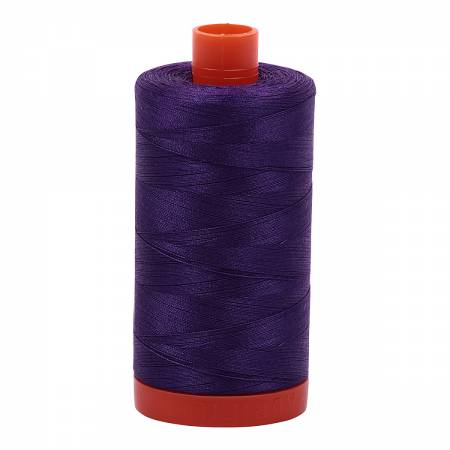 2545 Mako Cotton Thread Solid 50wt 1422yds Medium Purple