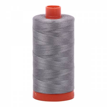 2625 Mako Cotton Thread Solid 50wt 1422yds Arctic Ice