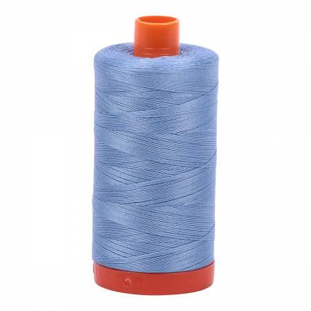 Aurifil 50WT Lt Delft Blue