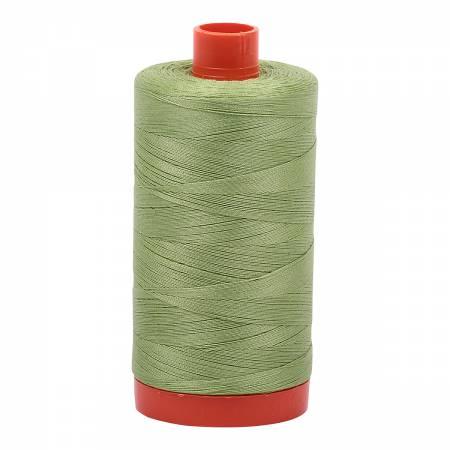 2882 Mako Cotton Thread Solid 50wt 1422yds Light Fern