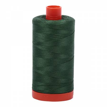 Cotton Thread Solid 50wt 1422yds Pine, 2892