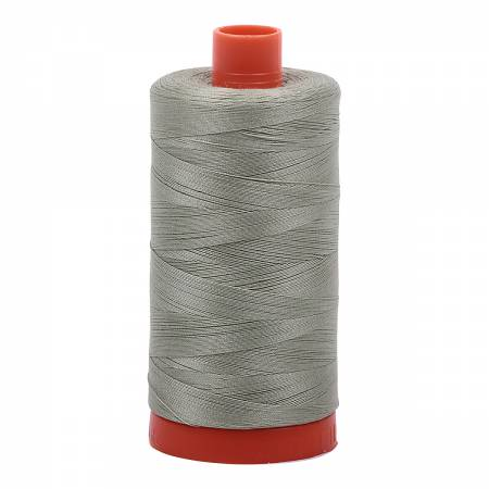 Aurifil Cotton Thread 50w 1422yds, Light Laurel Green - 2902 All Colours Everyday Sale $12.99