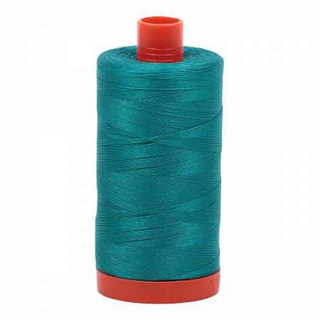4093 Mako Cotton Thread Solid 50wt 1422yds Jade