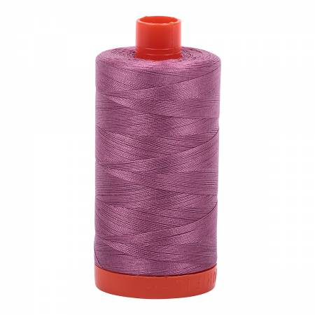 Aurifil 5003 - Mako Cotton Thread Solid 50wt 1422yds Wine