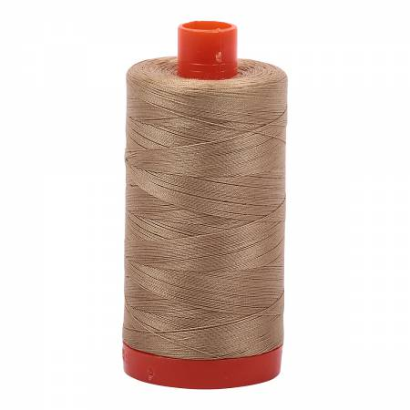 Blond Beige Mako Cotton Thread